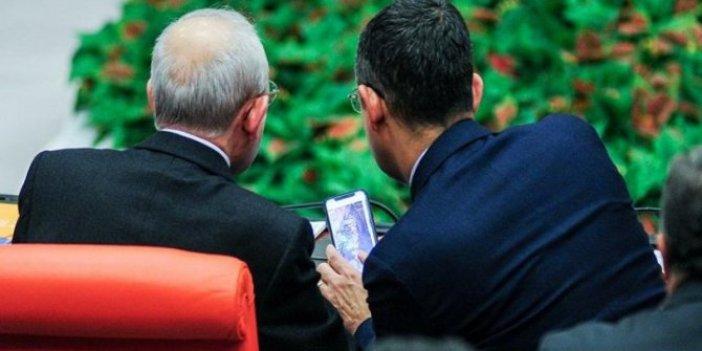Özgür Özel'in Kılıçdaroğlu'na gösterdiği resim belli oldu
