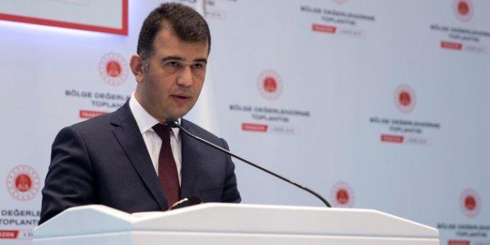 Adalet Bakanlığı'na Bakanlık Sözcüsü atandı