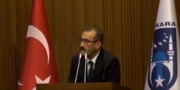 AKP'li meclis üyesinden Mansur Yavaş'a skandal sözler!