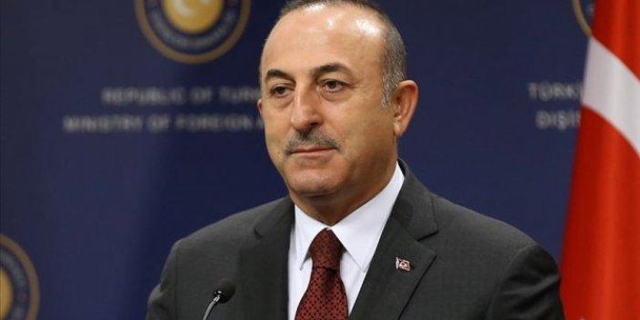 Mevlüt Çavuşoğlu'ndan Afganistan açıklaması