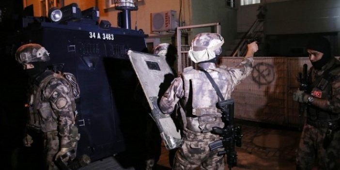 İstanbul'da DEAŞ operasyonu: 8 gözaltı