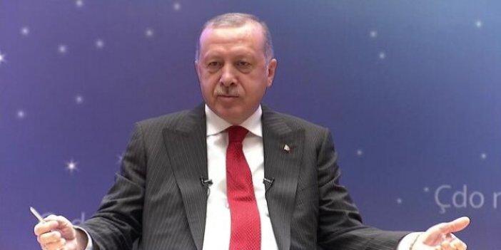 Erdoğan CHP'nin sloganını kullandı