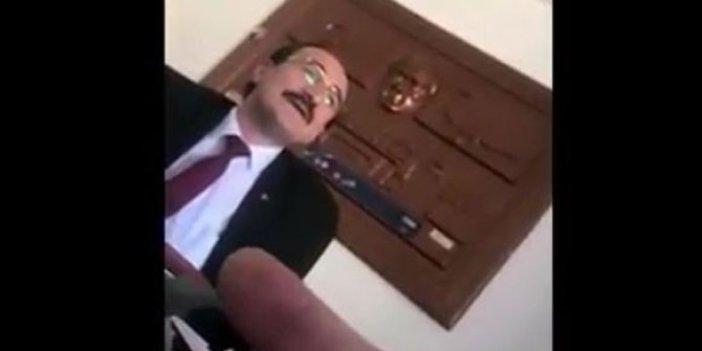 MHP'li Başkan rüşvet iddialarına karıştı