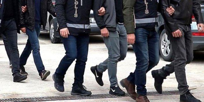 PKK üyesi 8 terörist tutuklandı