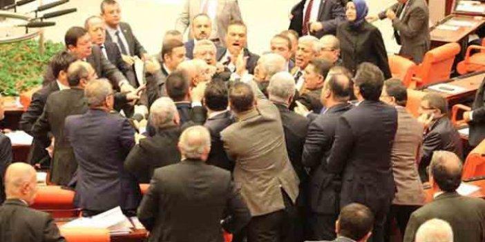Bütçe görüşmelerinde AKP ve CHP arasında gerginlik