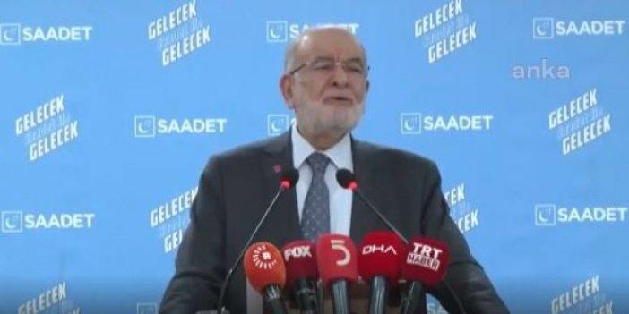 """Temel Karamollaoğlu: """"AKP'liler betonun da asfaltın da yenmediğini anlayacaklar"""""""