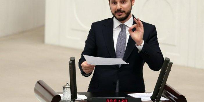 Berat Albayrak'tan cari fazlalık açıklaması