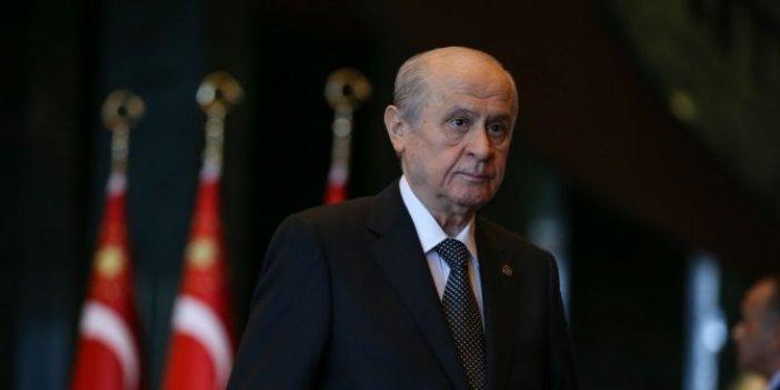 AKP'li isimden Devlet Bahçeli'ye sert itham!