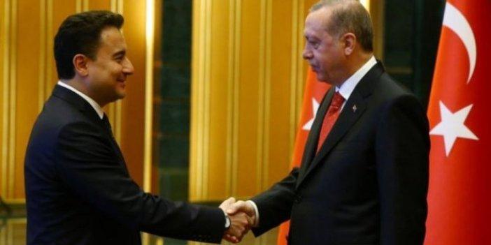 """""""Cumhurbaşkanı Erdoğan Ali Babacan'a heyet gönderdi"""" iddiası"""