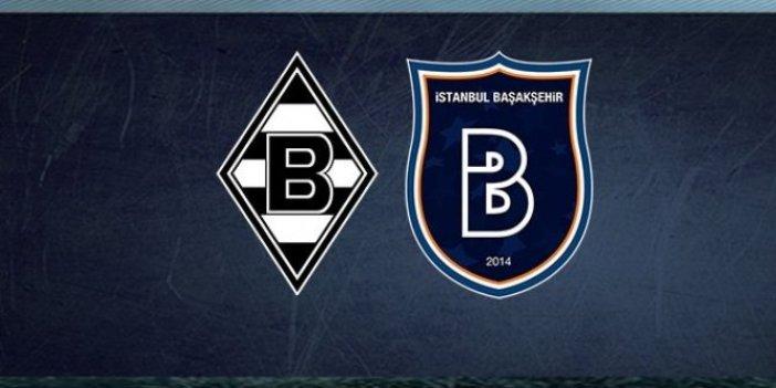 Mönchengladbach - Başakşehir 1-2 (Maç özeti)