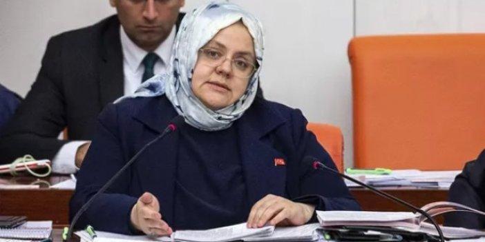 Aile Bakanı Zehra Zümrüt Selçuk'u zorlayan soru