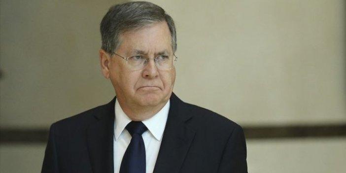 ABD Büyükelçisi Satterfield, Dışişleri Bakanlığı'na çağrıldı