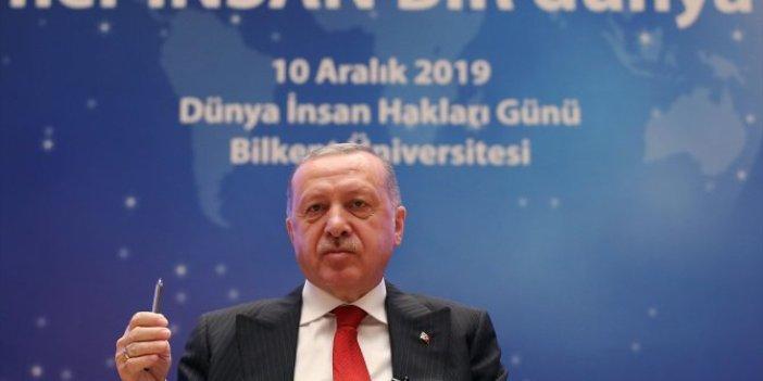 Erdoğan'ın Suriyelilere vatandaşlık açıklaması