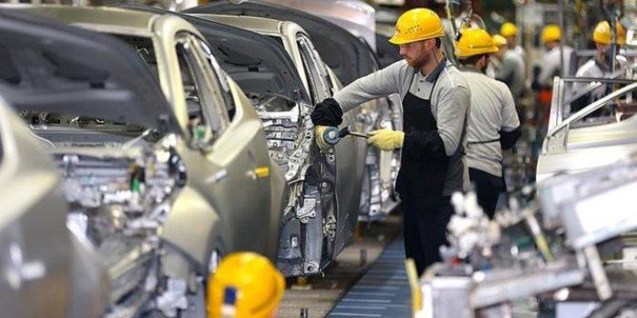 Otomotiv üretimi 11 ayda yüzde 7 azaldı