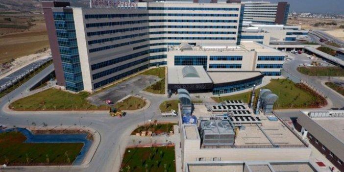 Şehir hastanelerine yolsuzluk ve rant tepkisi!