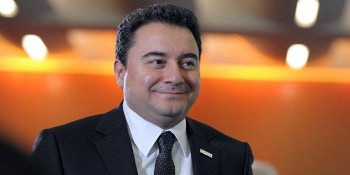 Ali Babacan'ın partisinde yer alacak ilk milletvekili belli oldu