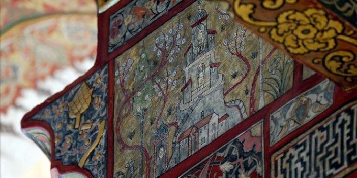 Mevlana Müzesinde 15.yüzyılın Konya'sının etkileri!