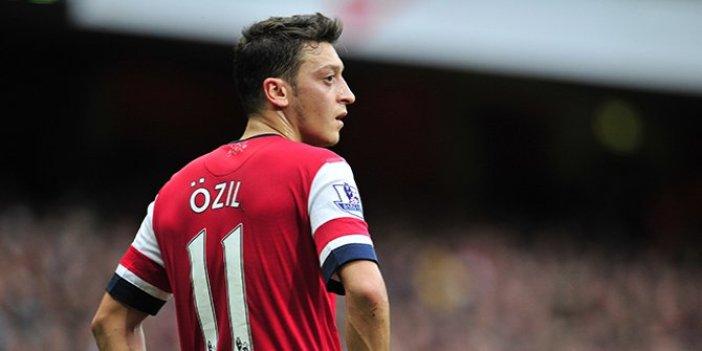 Mesut Özil'in paylaşımı sonrası Çin'den skandal hamle