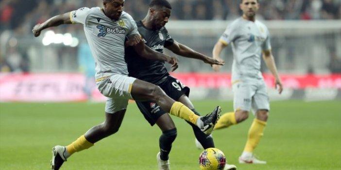 Beşiktaş - BtcTurk YeniMalatyaspor 0-2 (Maç özeti)