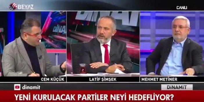 Mehmet Metiner: Yahu korkutma bizi, zaten korkağız