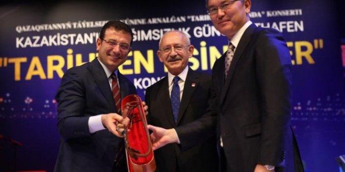 Kemal Kılıçdaroğlu'ndan başkanlık sistemine Kazakistan örneği