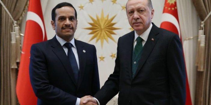 Katar'dan Türkiye açıklaması