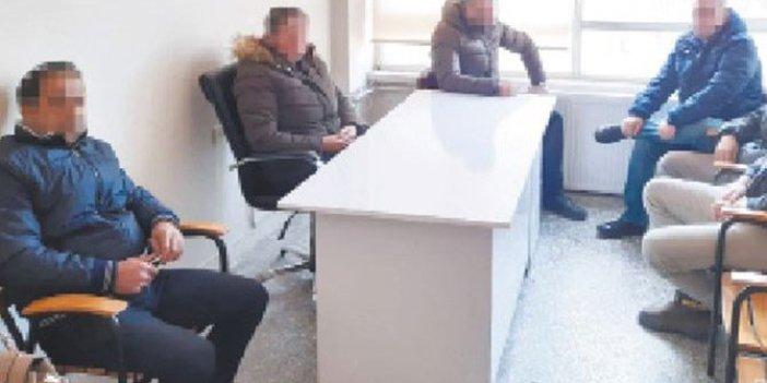 AKP'li başkandan boş oda sürgünü!