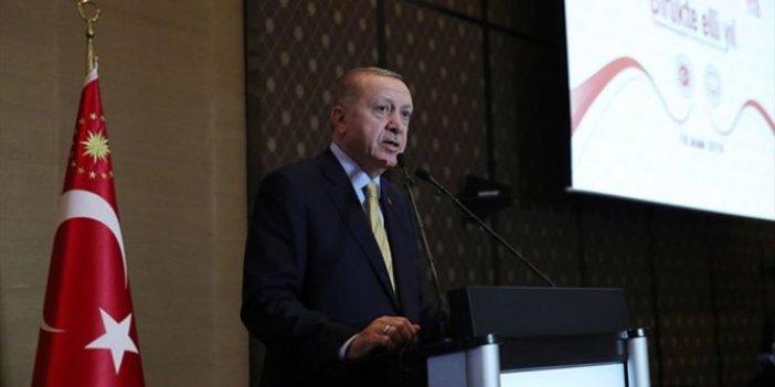 """Recep Tayyip Erdoğan: """"Türkiye'de, 8 yılda 516 bin Suriyeli bebek dünyaya geldi"""""""
