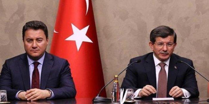 Davutoğlu ve Babacan cehpesinden Devlet Bahçeli'ye ortak tepki!