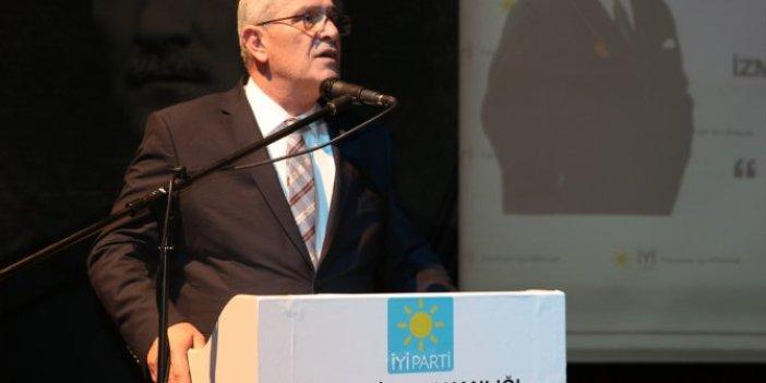 İYİ Partili Müsavat Dervişoğlu'ndan işsizlik açıklaması