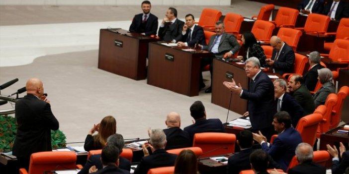 Meclis Genel Kurulunda 'vatana ihanet' tartışması!