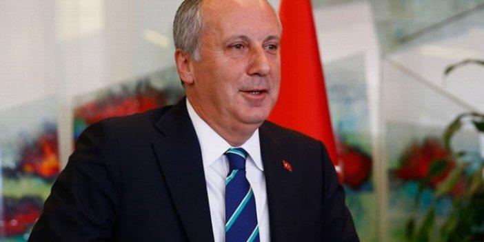 Muharrem İnce'den Tayyip Erdoğan'a Kanal İstanbul cevabı