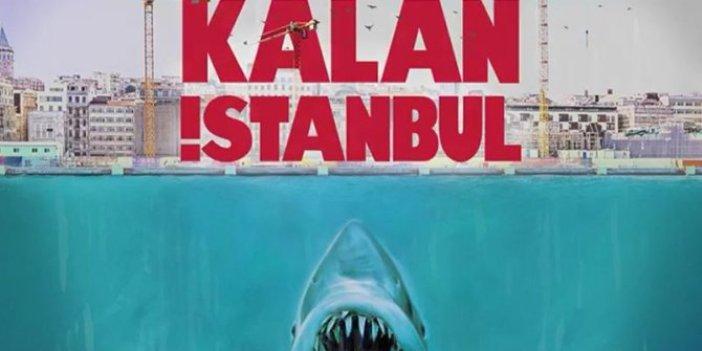 """""""Kanal İstanbul'un bir tane sebebi var!"""""""