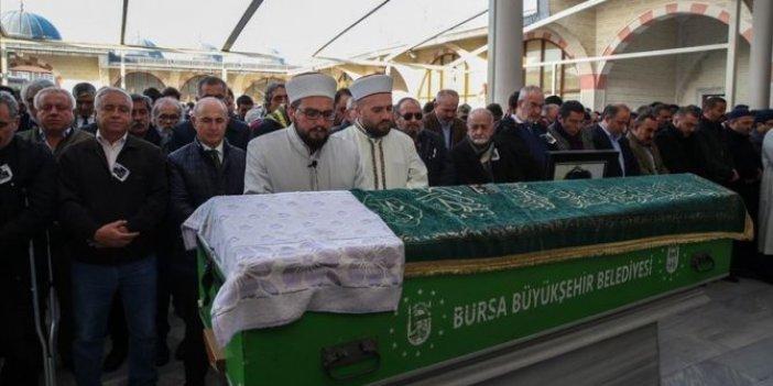 Uludağ'da hayatını kaybeden Mert Alpaslan son yolculuğuna uğurlandı