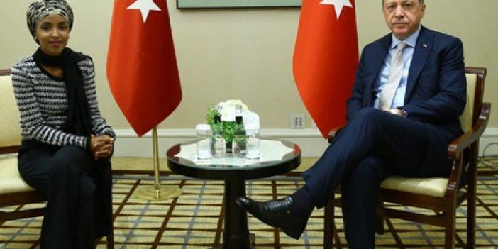 ABD Meclisi'nin Müslüman üyesinden skandal Türkiye çıkışı