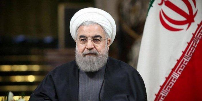 Ruhani'den birlik çağrısı: Kökünü kurutmalıyız