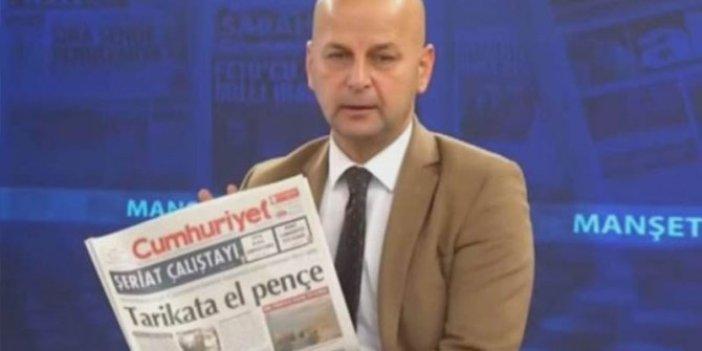 Akit TV sunucusu:Toplanıp gazetenin önüne el bombası atalım