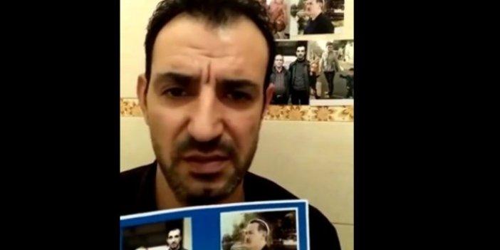 Bir babanın Doğu Türkistan feryadı