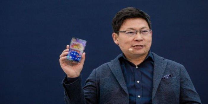 Huawei'nin 2019 sonu hedefi belli oldu!