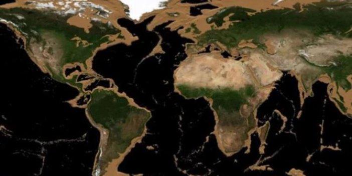 Dünya'daki tüm sular yok olsaydı!