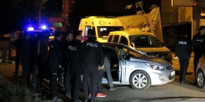 İstanbul'da hareketli anlar! Polisle çatışmaya girdi