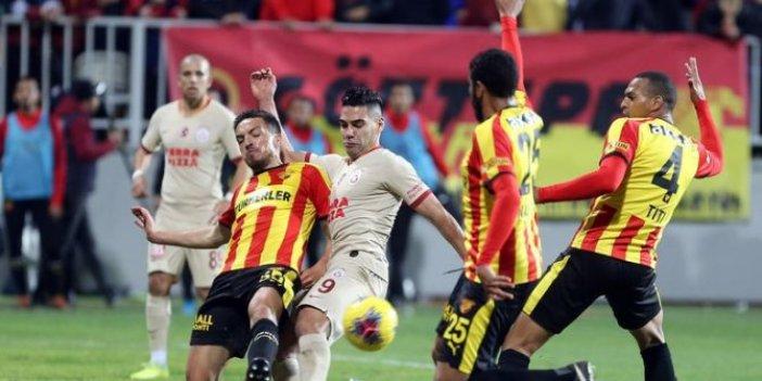 Göztepe - Galatasaray 2-1 (Maç özeti)