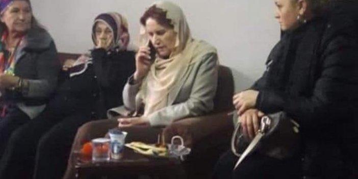 Meral Akşener'in acı günü