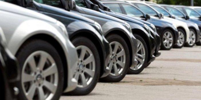 Otomotiv pazarı yüzde 50 daraldı