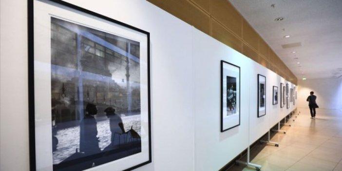 Ara Güler Dijital Fotoğraf Sergisi yarın açılıyor