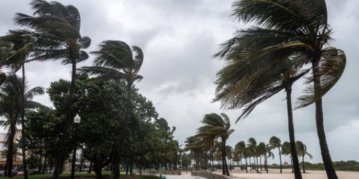 5 il için fırtına ve rüzgar uyarısı