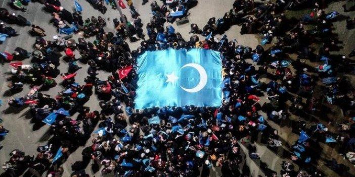 Aydınlık'ın Doğu Türkistan rahatsızlığı sürüyor!