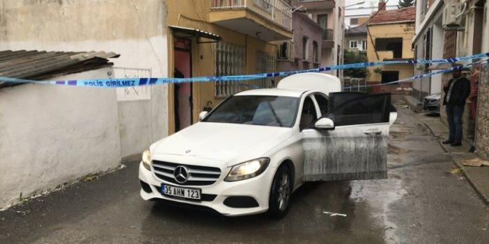 MHP Urla İlçe Başkanı İsmail Taşoku'na silahlı saldırı