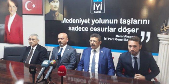 İYİ Parti: Yaptığımız muhalefet birilerinin canını yakıyor