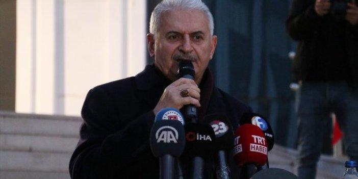 AKP'li Binali Yıldırım'dan KYK borçlarıyla ilgili açıklama